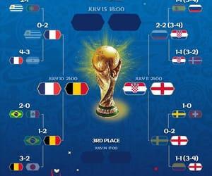 football, fifa, and russia 2018 image