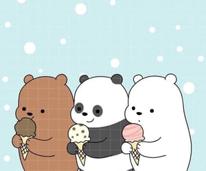 cute and we bare bears image