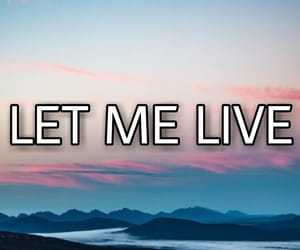 article, music, and let me live image