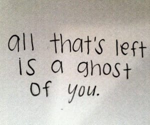 ghost, quotes, and words image