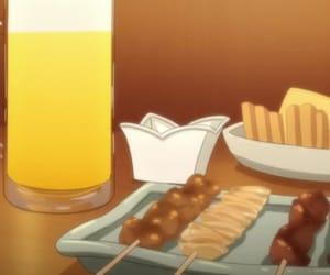 anime, beer, and kawaii image