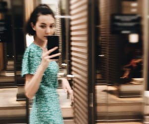 blurred, shopping, and vsco image