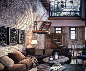 loft, apartment, and architecture image