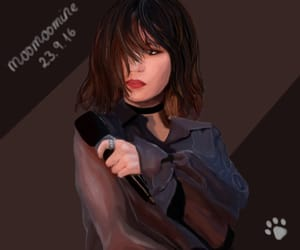 lee yeji, yezi, and fiestar fanart image