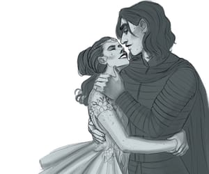 fan art, kylo, and reylo fan art image