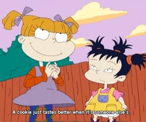 angelica, rugrats, and toons image