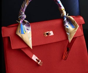 bag, fashion, and Birkin image
