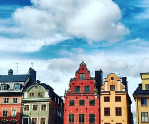 gamla stan, sweden, and oldtown image