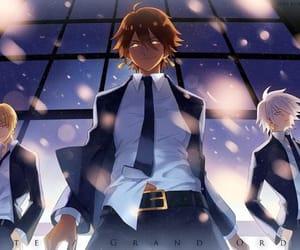 anime, arjuna, and handsome image