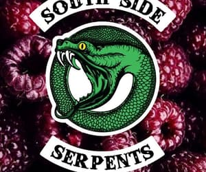 serpents, southside, and riverdale image