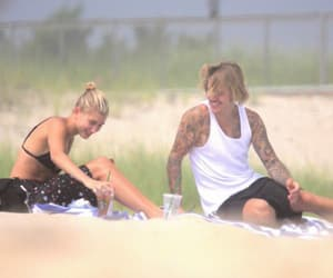 jailey, justin bieber, and hailey baldwin image