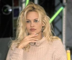 model, Pamela Anderson, and actress image