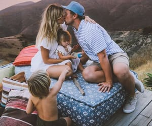 family, couple, and love image