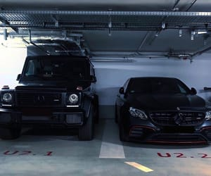 black, cars, and goals image