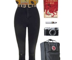 outfit and vintage image