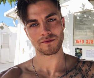 boy, tattoo, and sexy image