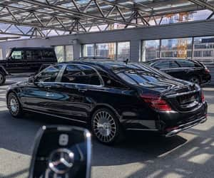 benz, exclusive, and g class image