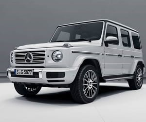 benz, exclusive, and white image
