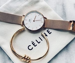 beauty, celine, and hand image