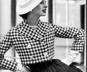 classic, lady, and 50's image