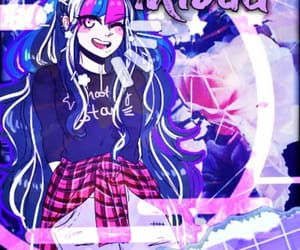 edit, danganronpa, and ibuki mioda image