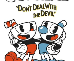 gaming, video games, and cuphead image