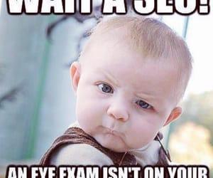 baby, exam, and summer image
