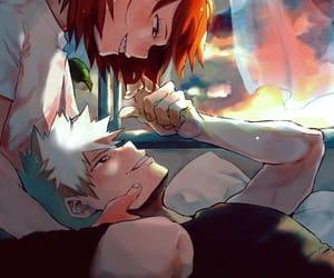 yaoi, boyslove, and kiribaku image