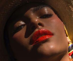 beauty, chocolate, and closeup image