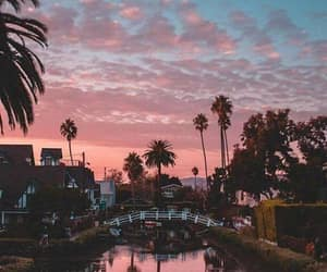 travel, photography, and sunset image