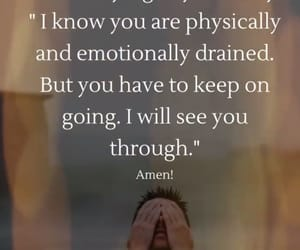 god, drained, and emotionally image