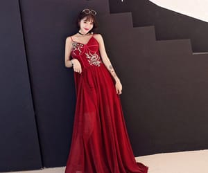 backless, sequins, and a-line princess image