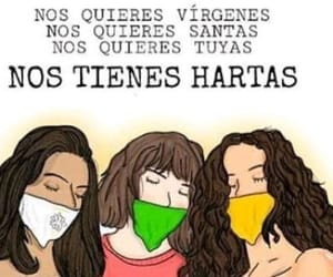 i, feminismo, and hombres image