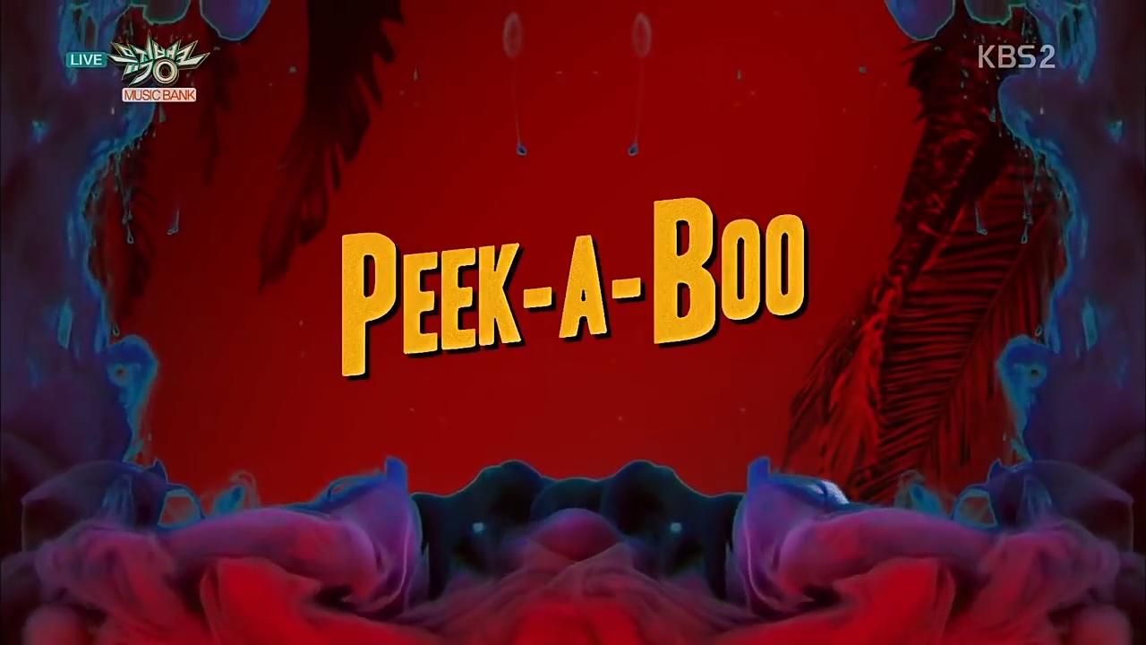 Peek A Boo Red Velvet Shared By Marigmirandaa