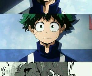 anime, animeboys, and bokunoheroacademia image