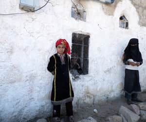 children, orient, and yemen image