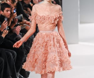 catwalk, elie saab, and haute couture image