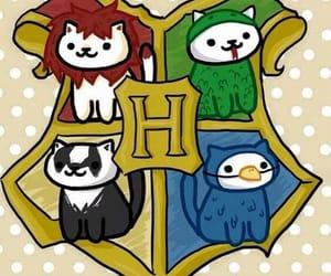 harry potter, hufflepuff, and ravenclaw image