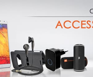 accessories, mobile phone, and coupon codes image