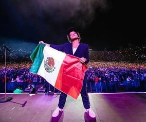 bruno mars, concert, and méxico image