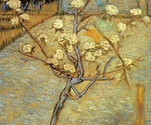 art, van gogh, and blossom image