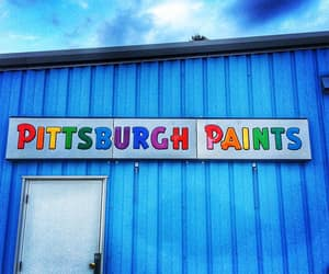 blue, pittsburgh, and places image