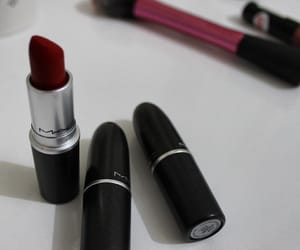 mac, makeup, and maquillage image