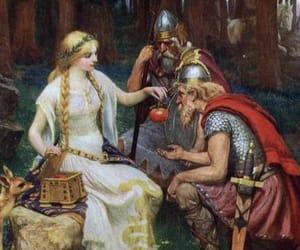 goddess, goddesses, and mythology image
