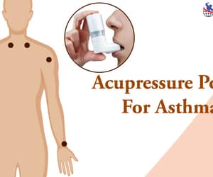 asthma, healthcare, and natural cure image
