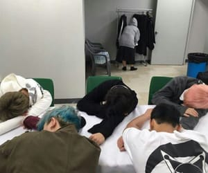 sleepy, wonho, and jooheon image