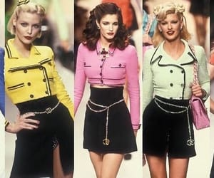90s, chanel, and style image