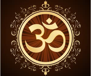 healthylife, yoga and meditation, and om mantra image