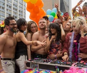 gay pride, sao paulo, and lgbt image