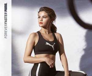 puma and selena gomez image